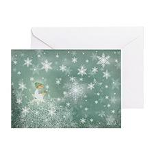 Rain Of Stars - Greeting Cards