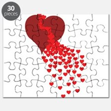 Thousands Of Hearts Puzzle