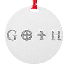 Goth Ornament
