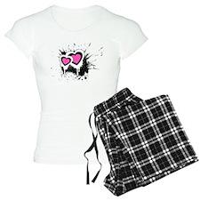 Exploding hearts Pajamas