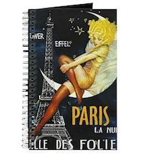 Mon Cherie Paris Journal Journal