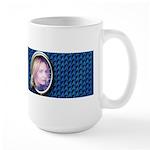 Personalizable Star Trek Science Frame Large Mug