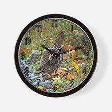 Partridge 2 Wall Clock