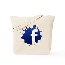 Cute College humor Tote Bag