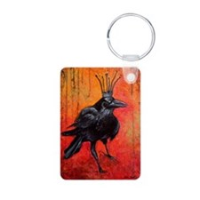 Darlington, The Raven King Aluminum Photo Keychain