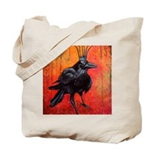 Darlington, The Raven King Tote Bag