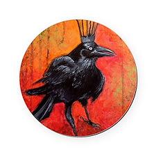 Darlington, The Raven King Cork Coaster