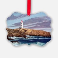 Peggy's Cove Lighthouse Ornament