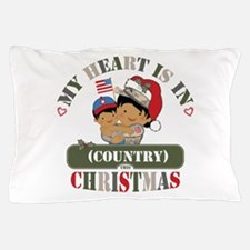 Christmas Soldier Mom Pillow Case