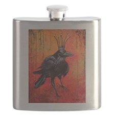 The Raven King Darlington Flask