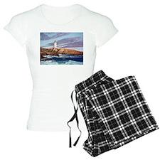 Peggy's Cove Lighthouse Pajamas