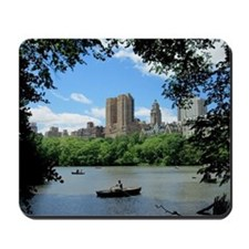 NYC view from Central Park Mousepad
