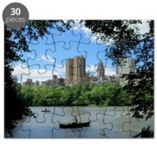 NYC view from Central Park Puzzle