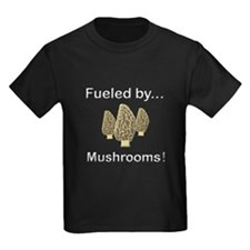 Fueled by Mushrooms T