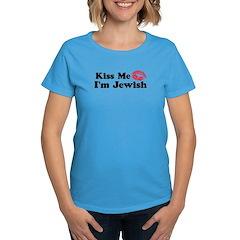 Kiss Me I'm Jewish Tee
