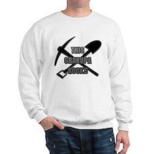 This Grandpa Rocks Sweater