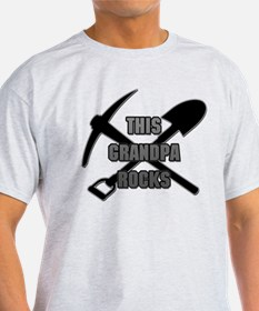 This Grandpa Rocks T-Shirt