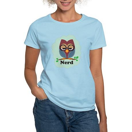 Nerd Owl T-Shirt