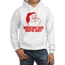 WHERE MY HO'S AT? Jumper Hoody