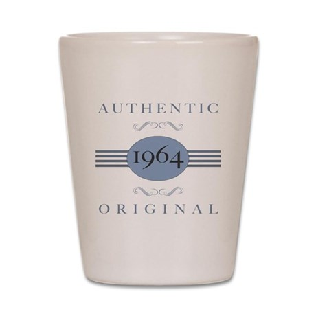 1964 Authentic Original Shot Glass
