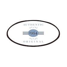 1954 Authentic Original Patches