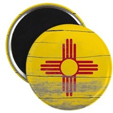 New Mexico Old Paint Magnet