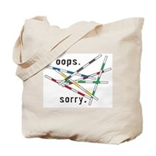 Oops Canvas Tote