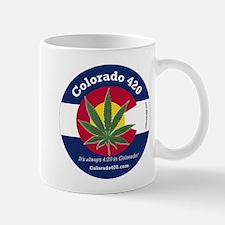 Colorado 420 Mugs