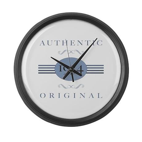 1934 Authentic Original Large Wall Clock