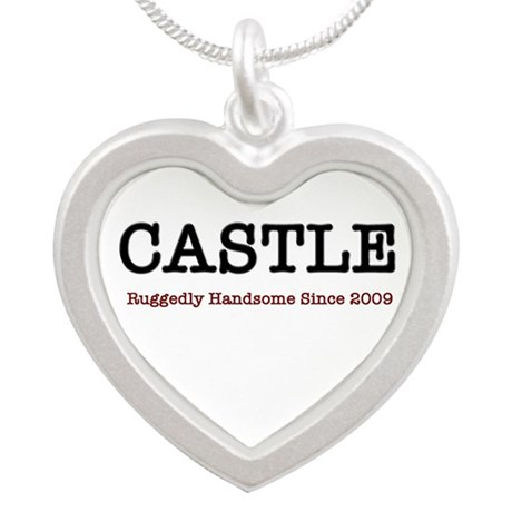 Castle Ruggedly Handsome White Necklaces