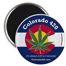Colorado 420 Magnets