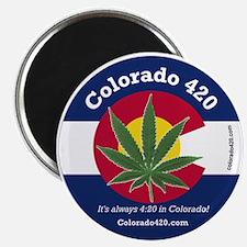 Colorado 420 Magnets