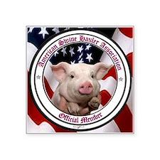 American Swine Haulers Association OO1 Sticker