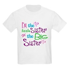 Im a little big sister T-Shirt