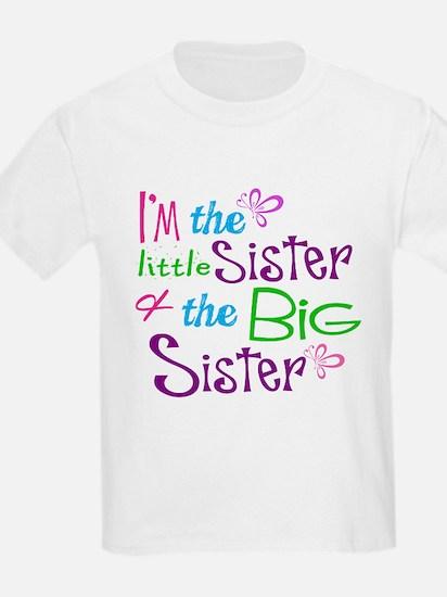 Im a little big sister T-Shirt
