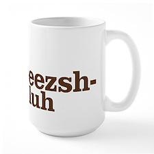 Say Vizsla Mugs
