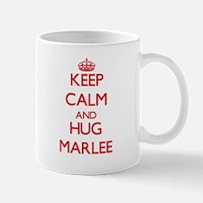 Keep Calm and Hug Marlee Mugs
