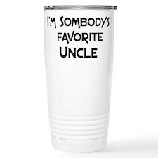 Cute Uncle Travel Mug