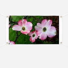 Dogwood Flower Banner