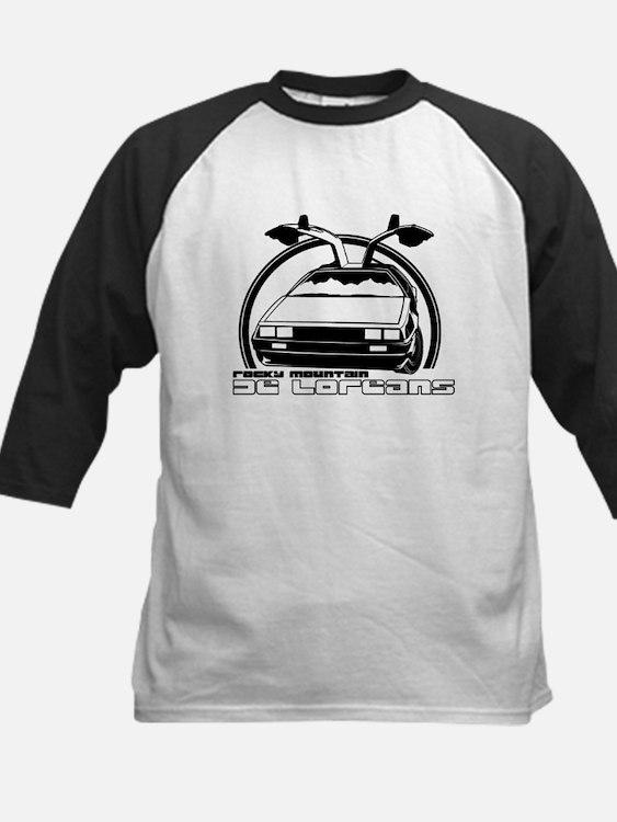 Rocky Mountain DeLoreans Baseball Jersey