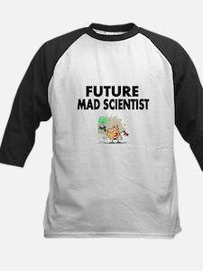Future Mad Scientist Baseball Jersey