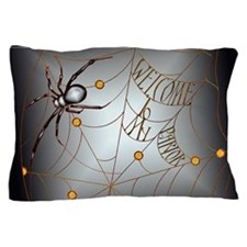 Harvest Moon's Spider Pillow Case