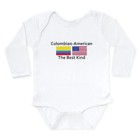 Colombian American-the Best K Body Suit