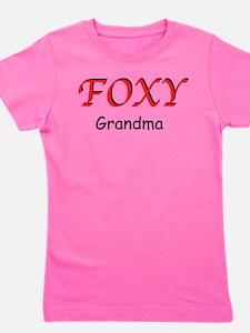 Foxy Grandma Girl's Tee