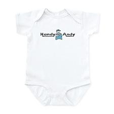Handy Andy Infant Bodysuit