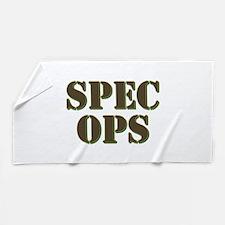 SPEC OPS Beach Towel