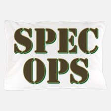 SPEC OPS Pillow Case