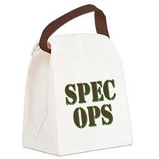 SPEC OPS Canvas Lunch Bag