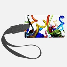 Colors 1 Luggage Tag