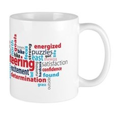 Orienteering Coffee Small Mug